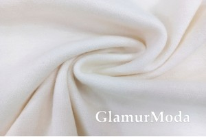 Трикотаж Ангора (евроангора), цвет топленое молоко