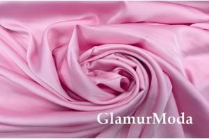Армани шёлк нежно-розовый цвет