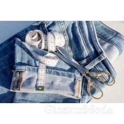 Сезон джинсовых тканей в GlamurModa!