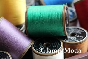 Как правильно подобрать нитки для шитья для тканей разного вида