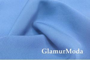 Костюмная ткань Барби, голубой воздух