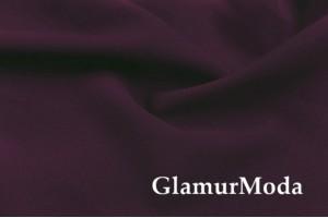 Костюмная ткань Барби, итальянская слива