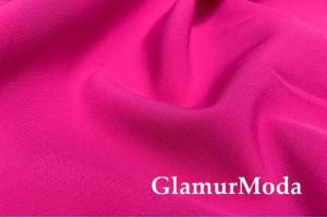 Костюмная ткань Барби, ярко-розовый