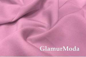 Костюмная ткань Барби лилового цвета