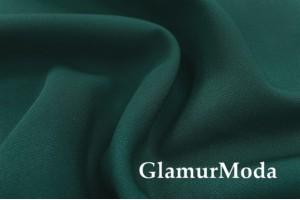 Костюмная ткань Барби, темно-зеленый, арт. 272