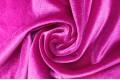 Бархат стрейч розового цвета