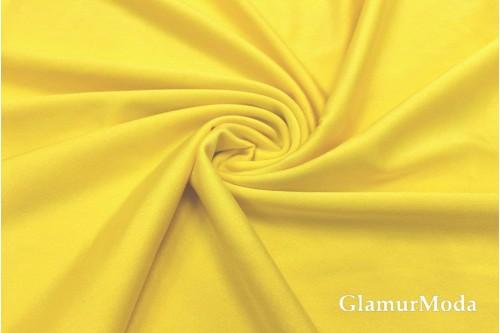 Бифлекс ярко-жёлтого цвета, арт. 110