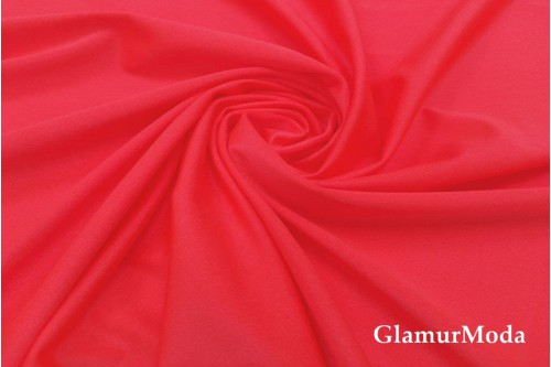 Бифлекс красно-алого цвета, арт. 335