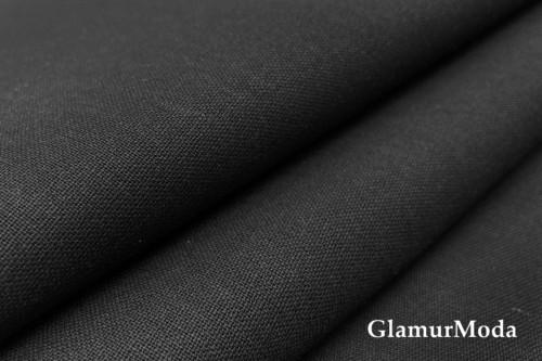 Бязь чёрного цвета, 220 см, Турция