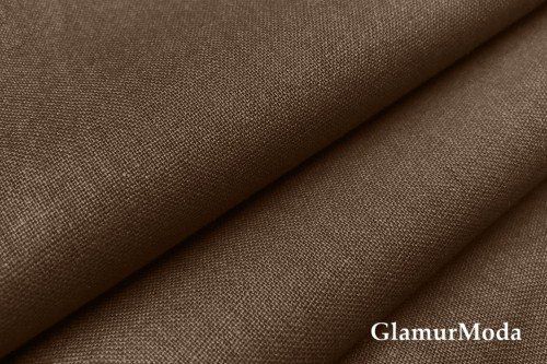 Бязь коричневого цвета, 220 см, Турция