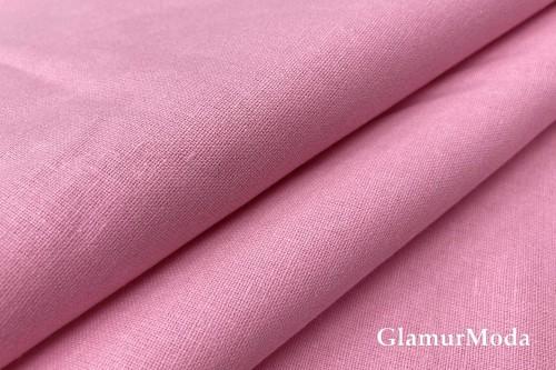 Бязь нежно-розового цвета, 220 см, Турция