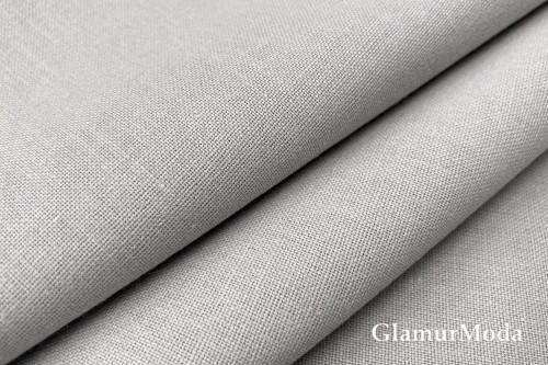 Бязь светло-серого цвета, 220 см, Турция