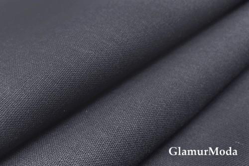 Бязь серого цвета, 220 см, Турция