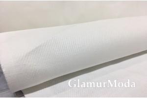 Диагональ белый цвет, 85 см, 240 гр