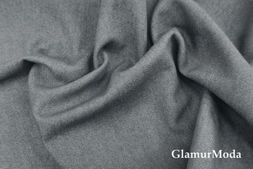 Джинс однотонный серый (DENIM)