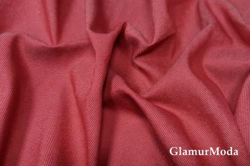 Джинс однотонный красный (Т/С DENIM SP)