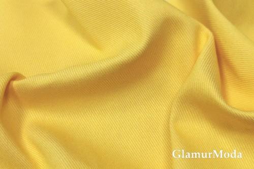Джинс однотонный желтый (Т/С DENIM SP)