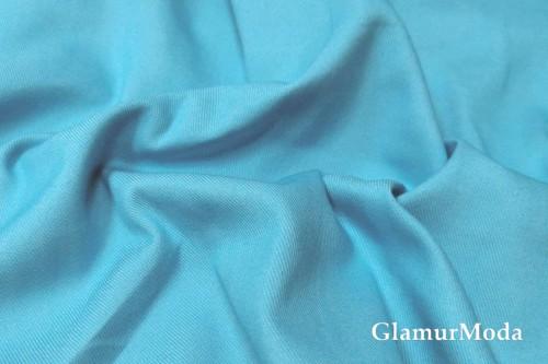 Джинс однотонный голубая бирюза (Т/С DENIM SP)