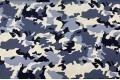 Дак (DUCK) Камуфляж синего цвета
