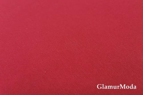 Дак (DUCK) однотонный красного цвета V-414