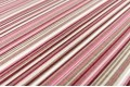 Дак (DUCK) красно-розовые полоски, 180 см