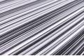 Дак (DUCK) чёрно-белые полоски, 180 см