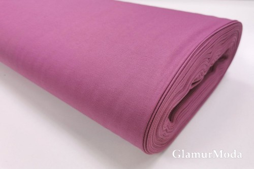 Дак (DUCK) однотонный темно-розового цвета N18