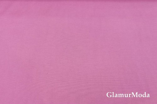 Дак (DUCK) однотонный темно-розового цвета N8