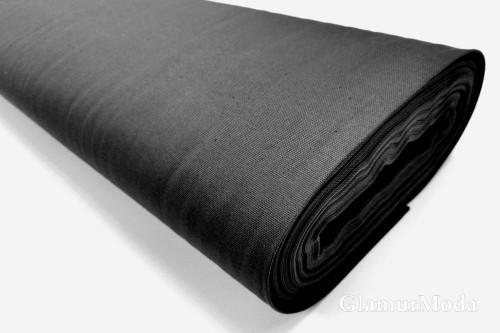 Дак (DUCK) однотонный черного цвета N92