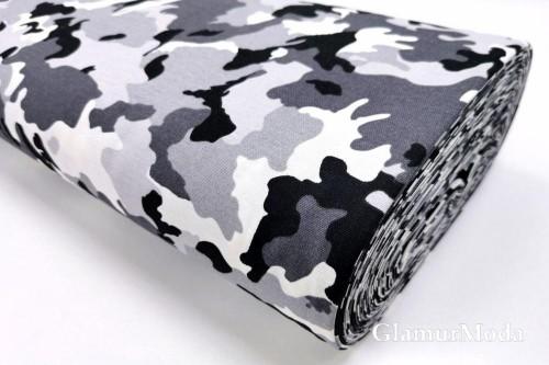 Дак (DUCK) Камуфляж серого цвета