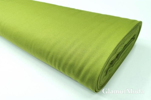 Дак (DUCK) однотонный N13 оливкового цвета