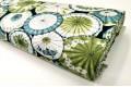 Дак (DUCK) китайские зонтики, оливковый и бирюзовый цвет