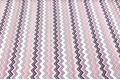 Дак (DUCK) розово-лиловые зигзаги