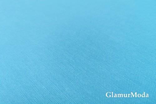 Дак (DUCK) однотонный N24 бирюзово-голубого цвета