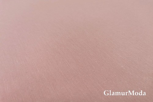 Дак (DUCK) однотонный N21 пудрового цвета