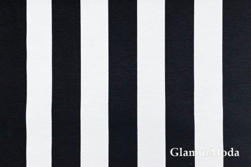 Дак (DUCK) полоска черная