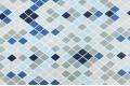 Дак (DUCK) мозаика серо-голубая