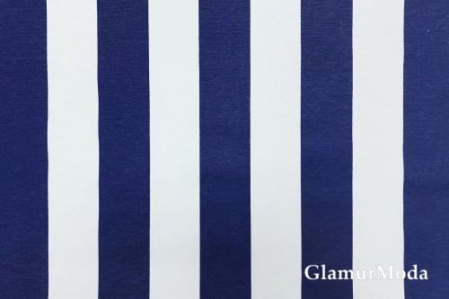Дак (DUCK) полоска темно-синяя