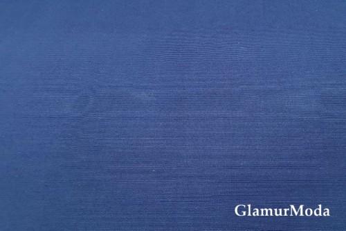 Дак (DUCK) однотонный темно-синего цвета 091.3