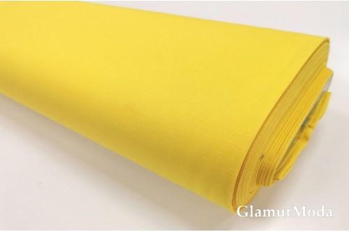 Дак (DUCK) однотонный желтого цвета 014.2