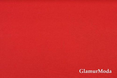 Дак (DUCK) однотонный красного цвета 046.4