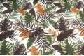 Дак (DUCK) листья коричневые, зеленые, темно-коричневые