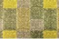 Дак (DUCK) коричневая, зелёная, жёлтая плитка, 180 см