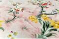Дак (DUCK) цветущие деревья на розовом фоне, 180 см