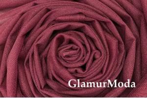 Фатин с люрексом Gumus, бордовый, 300 см., арт. 17