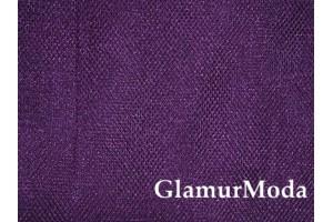 Фатин средней жесткости фиолетового цвета шириной 150 см
