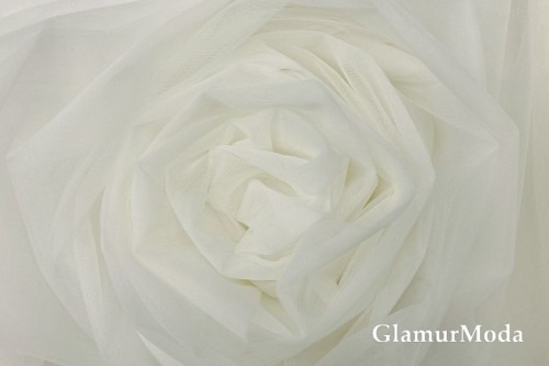 Еврофатин Buse-Hayal, белый шепот, 300 см., арт. 4