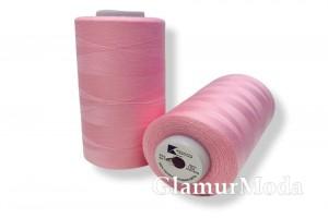 Нить 50/2 5000 ярдов цвет розовый 152