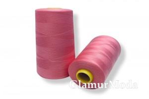 Нить 50/2 5000 ярдов цвет розовый 155