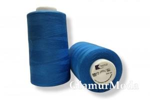 Нить 50/2 5000 ярдов синий цвет